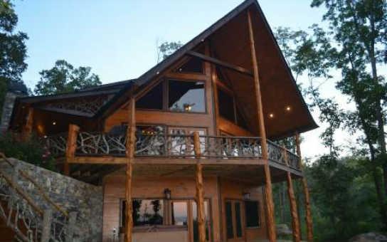 North Georgia Log Cabins For Sale North Georgia Mountain
