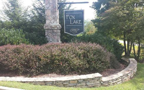 LT 22  FOX LAKE, BLAIRSVILLE, GA