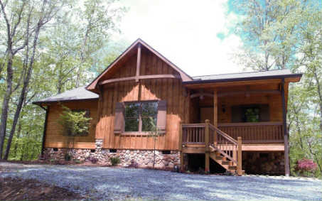 496  RIVER ESCAPE DRIVE, ELLIJAY, GA