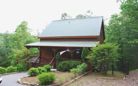 131  BROWN BEAR PATH, BLUE RIDGE, GA