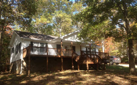 45  HOLLY LANE DR, BLAIRSVILLE, GA