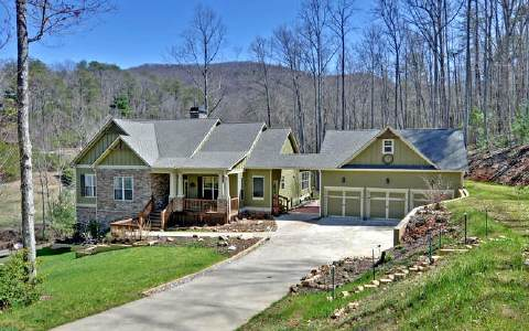 163  WILDCAT TRAIL, SUCHES, GA