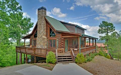 266  NECOWA COVE OVERLOOK, BLUE RIDGE, GA
