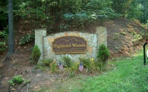 L-6  HIGHLAND WOODS