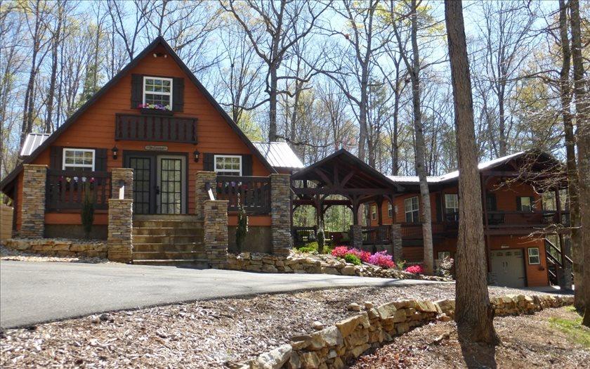 129 PAUL NICHOLSON RD., Blairsville, GA 30512