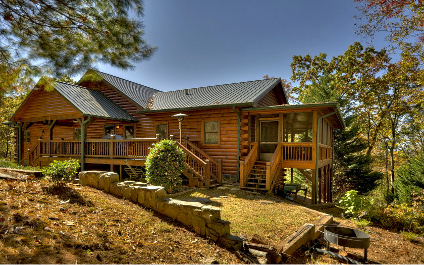 550 YONAH PATH,Ellijay,Georgia 30536,Georgia Mountain Residential Homes,Residential Homes,North Georgia Real Estate,268606Gary Ward