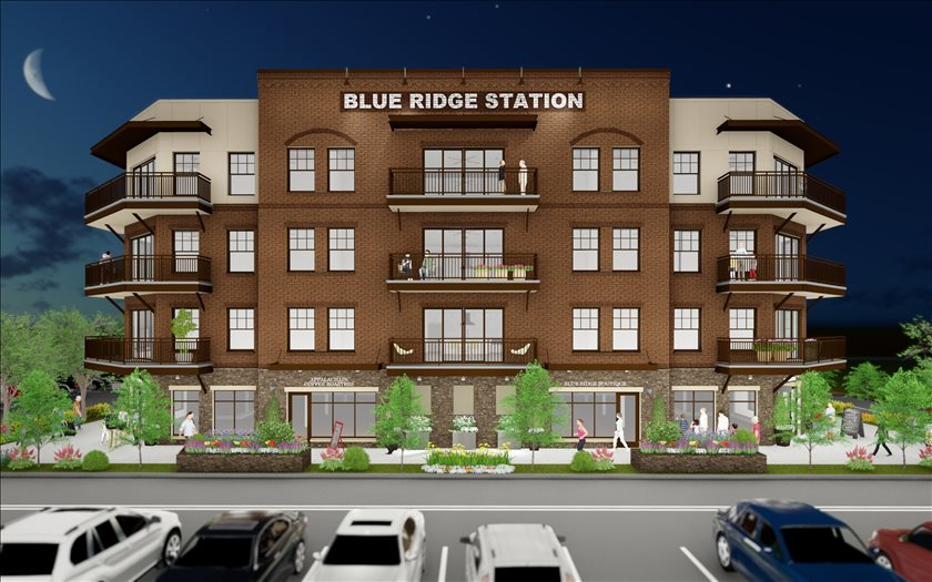 4C  BLUE RIDGE STATION