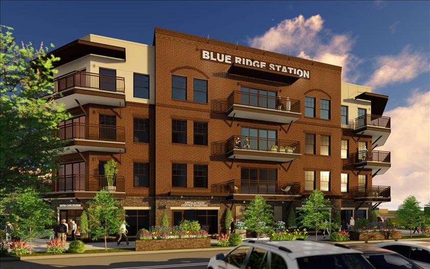 4C  BLUE RIDGE STATION