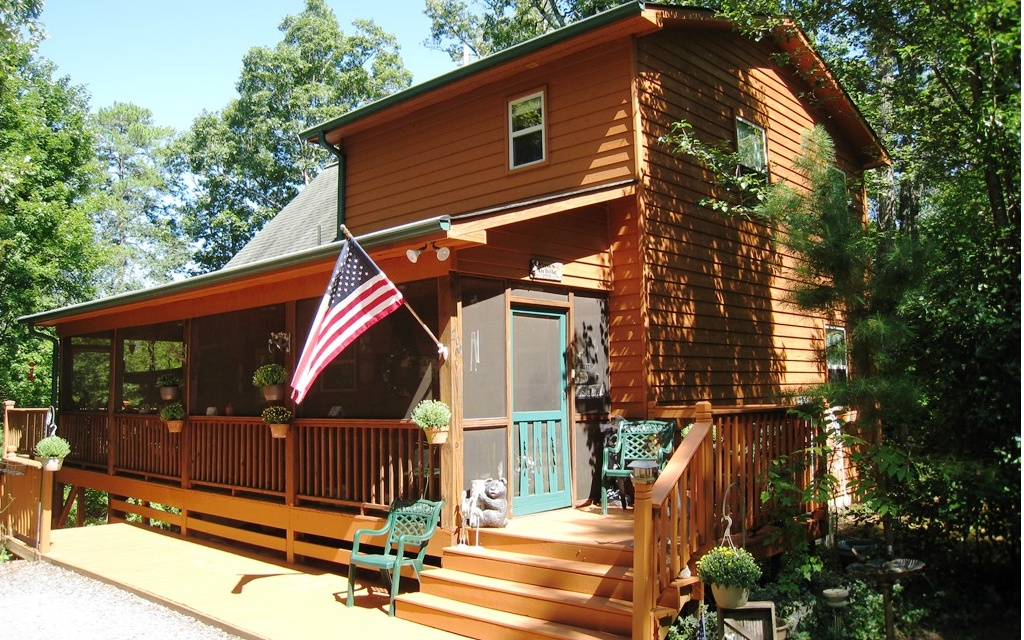 Mountain Homes and Cabins for sale in Murphy, NC