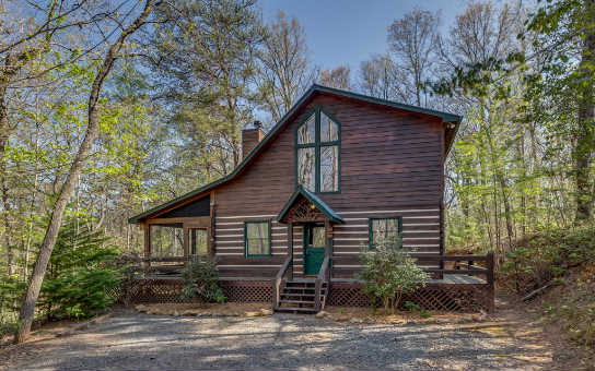 261  RACCOON TRAIL, MORGANTON, GA