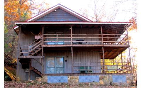 163  OLD COVERED BRIDGE L, CHERRY LOG, GA