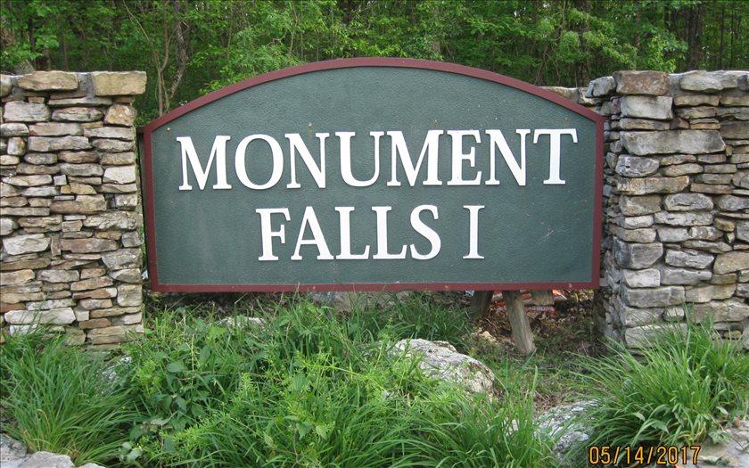 LT11  MONUMENT FALLS