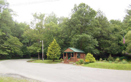 J212  PINE RIDGE ROAD, ELLIJAY, GA