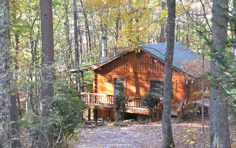 987  CHERRY LAKE DRIVE, CHERRY LOG, GA