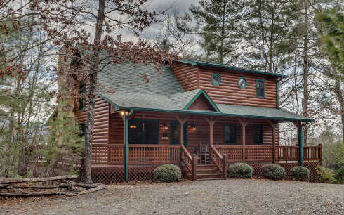618  PONY GHOST TRAIL, BLUE RIDGE, GA