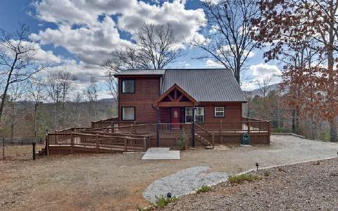49 MAPLE SPRINGS ROAD, Blairsville, GA 30512