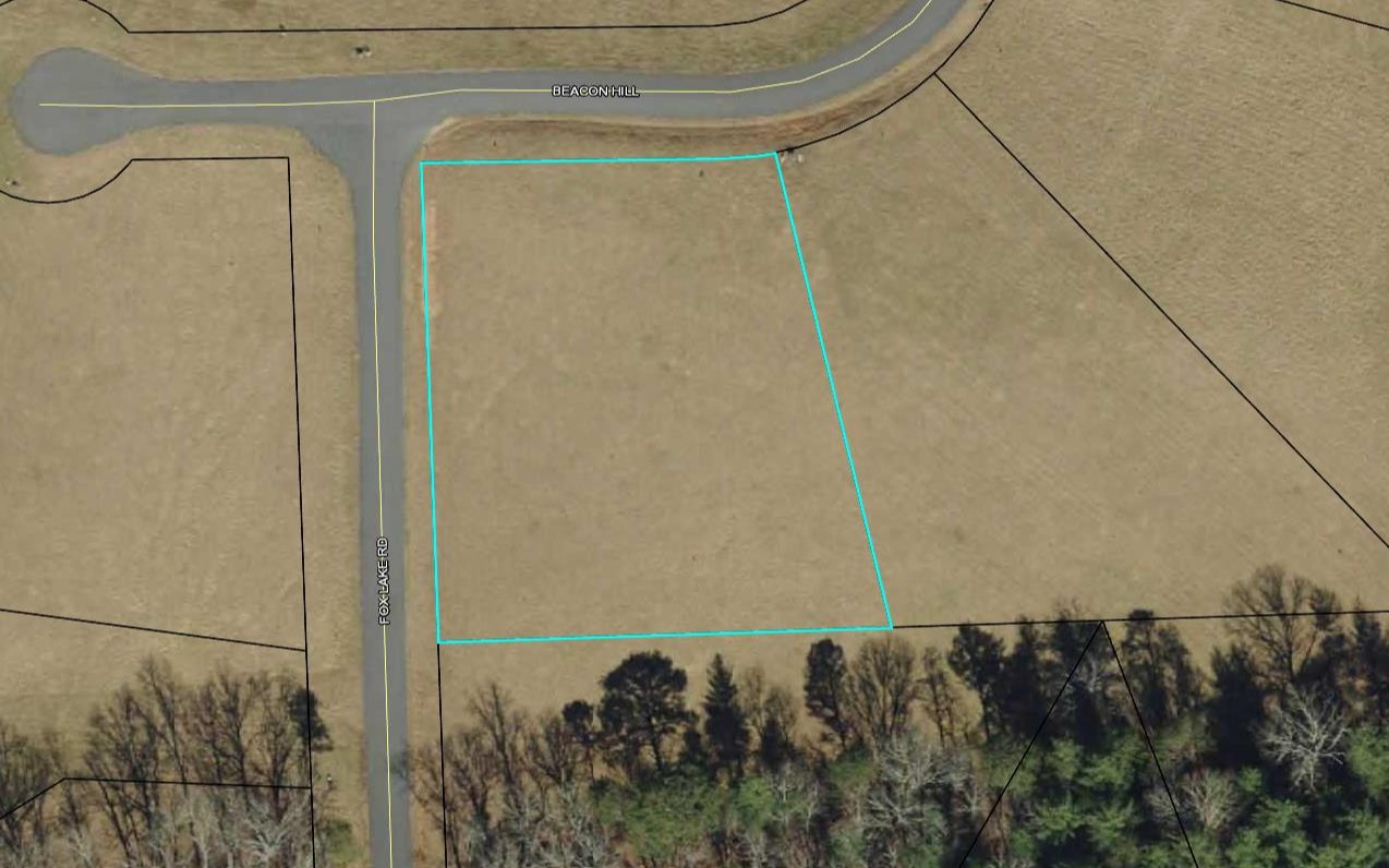 LT 25  FOX LAKE SUBDIVISION
