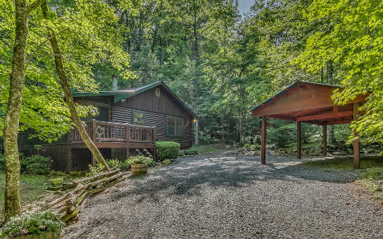 16 N ALLEN ROAD, BLUE RIDGE, GA