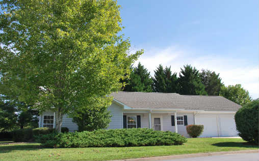 Wonderful One-Level Living in Retirement Community--$165,000