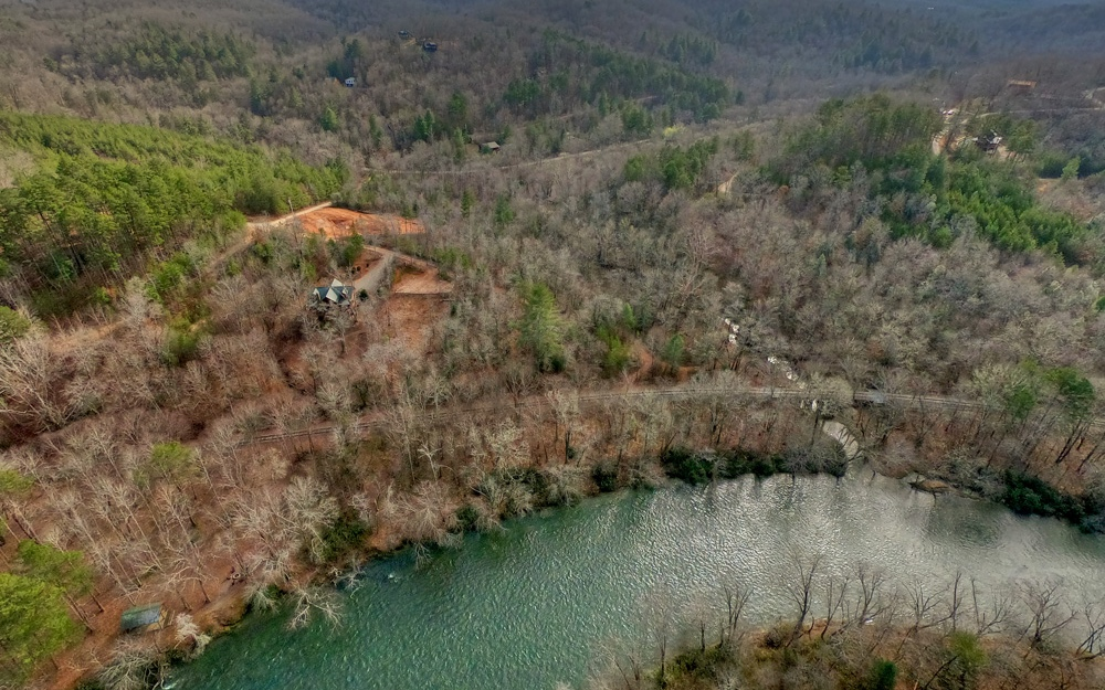 TR 9  LOWER TOCCOA HILLS