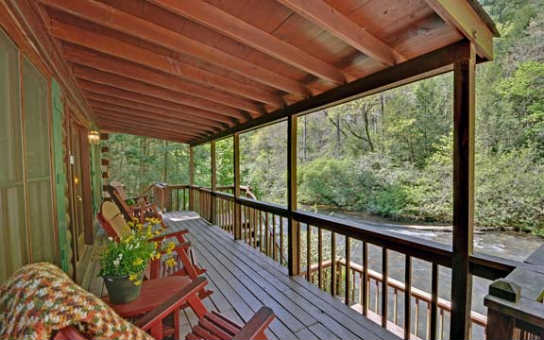 334  RIVER BEND COURT, ELLIJAY, GA