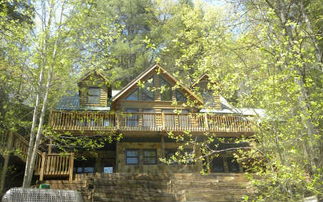 251  SHALLOWFORD BRIDGE, BLUE RIDGE, GA