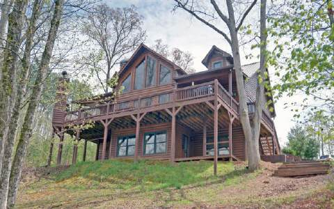 36  LOWER TOCCOA HILLS, BLUE RIDGE, GA