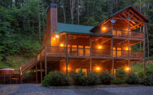 240  FALCON TRAIL, ELLIJAY, GA