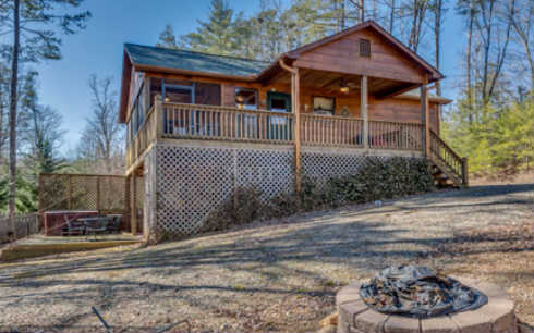 581  DEER HUNTER ROAD, BLUE RIDGE, GA