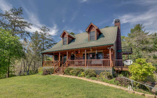 578  TOCCOA RIVER FOREST, MINERAL BLUFF, GA