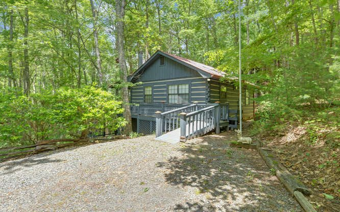 397 LAUREL CREEK RD, Cherry Log, GA 30522