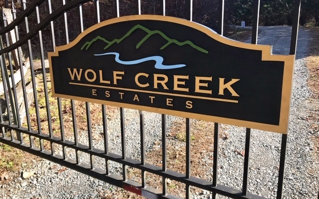 LT 22  WOLF CREEK ESTATES