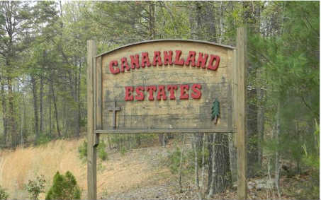 CANAAN LAND 11 LOTS, MURPHY, NC