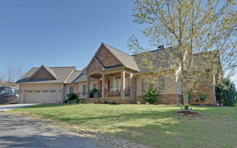 1236 CHATUGE MANOR DRIVE, Young Harris, GA 30582