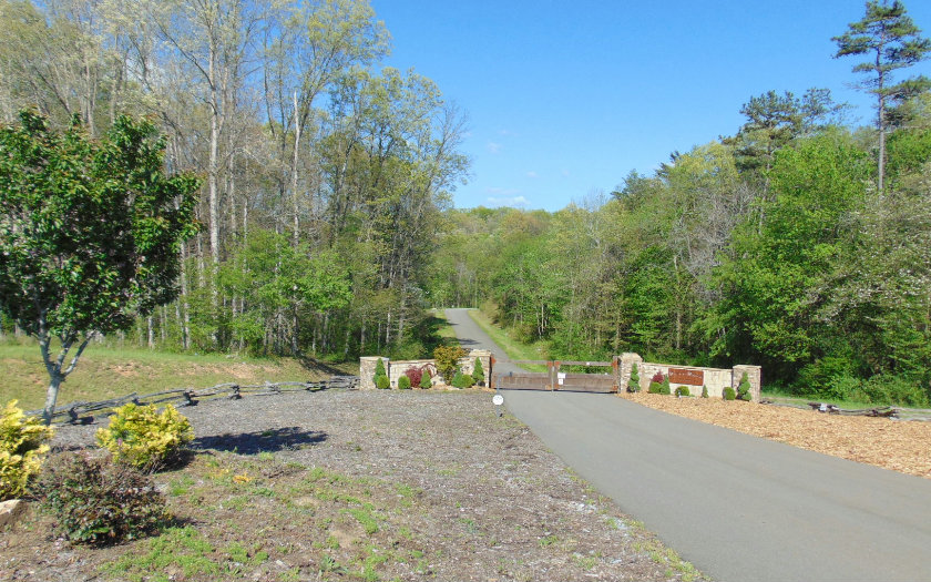 LOT 2  RIVER RIDGE - TOCCOA