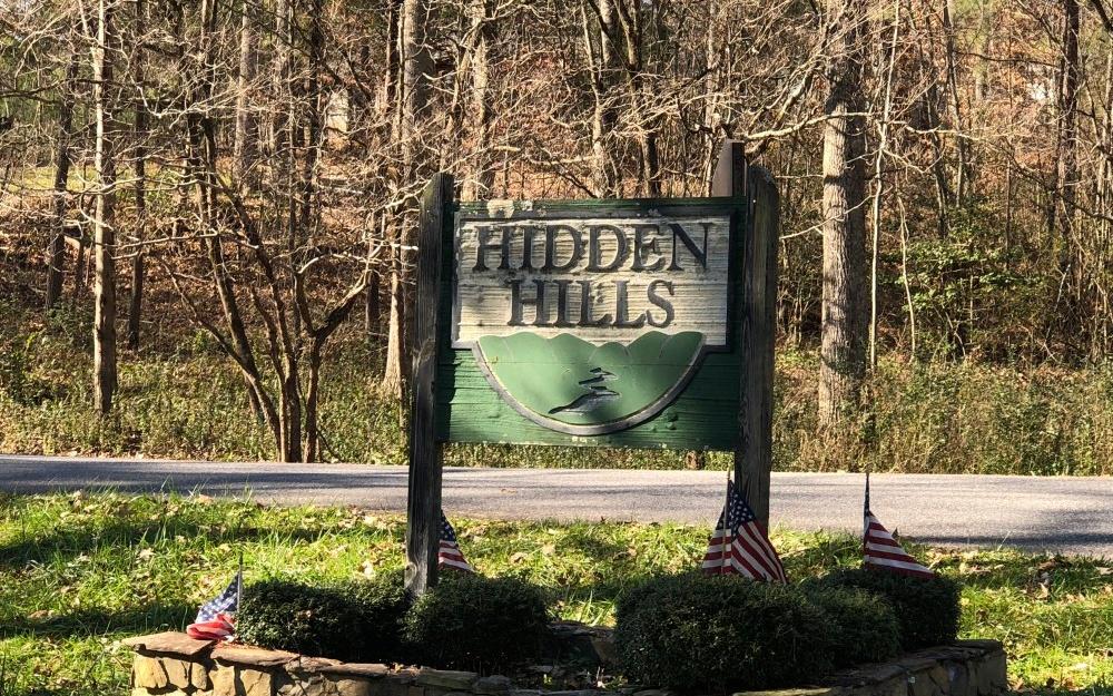 LOT31  HIDDEN HILLS
