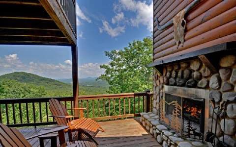 332  DEERCREST OVERLOOK, BLUE RIDGE, GA