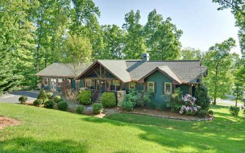 409  CHATUGE SHORES, HAYESVILLE, NC