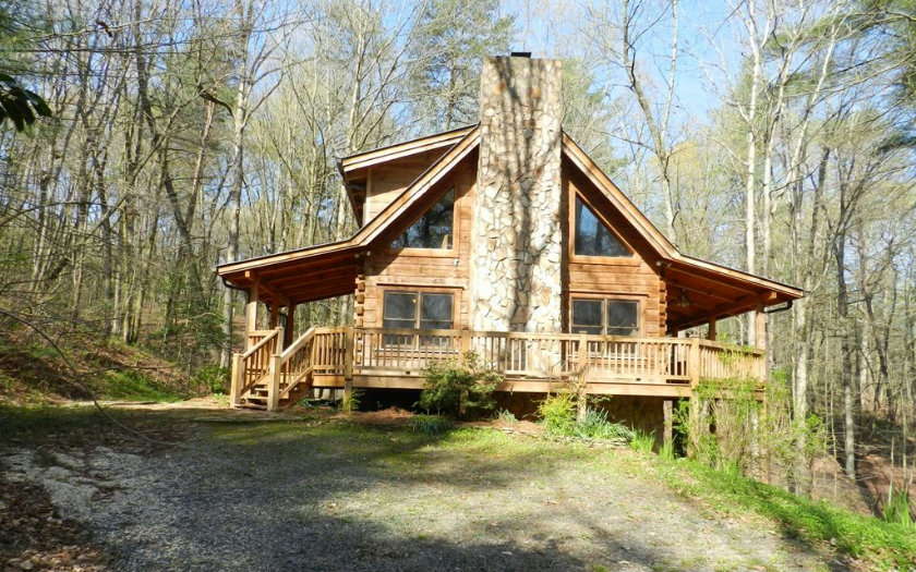cabins in listings georgia ellijay jay reo foreclosure ln foreclosures ga home for blue homes sale search