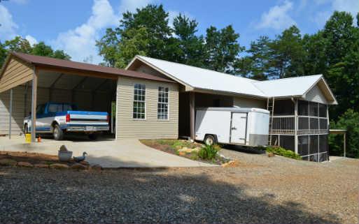 131  LITTLE ED RD, BLAIRSVILLE, GA