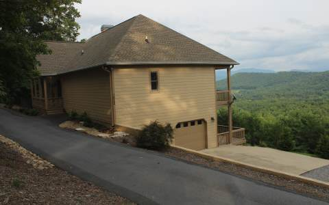 NC Mountain Home ,1022 WEST CHERRY,Hayesville,North Carolina 28904,view,cabins,mountain homes for sale