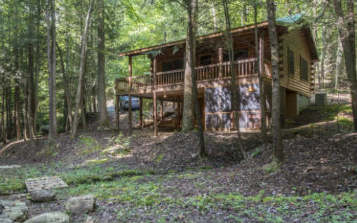 706  LAUREL RIDGE RD, CHERRY LOG, GA