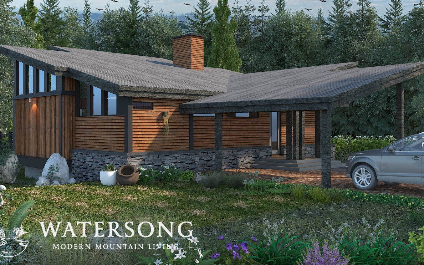 LOT 2  WATERSONG TRAIL