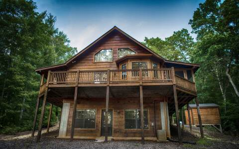 146  NOONTOOTLA OVERLOOK, BLUE RIDGE, GA