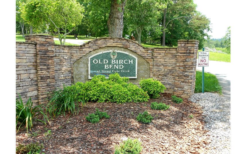 LOT 38 OLD BIRCHBEND