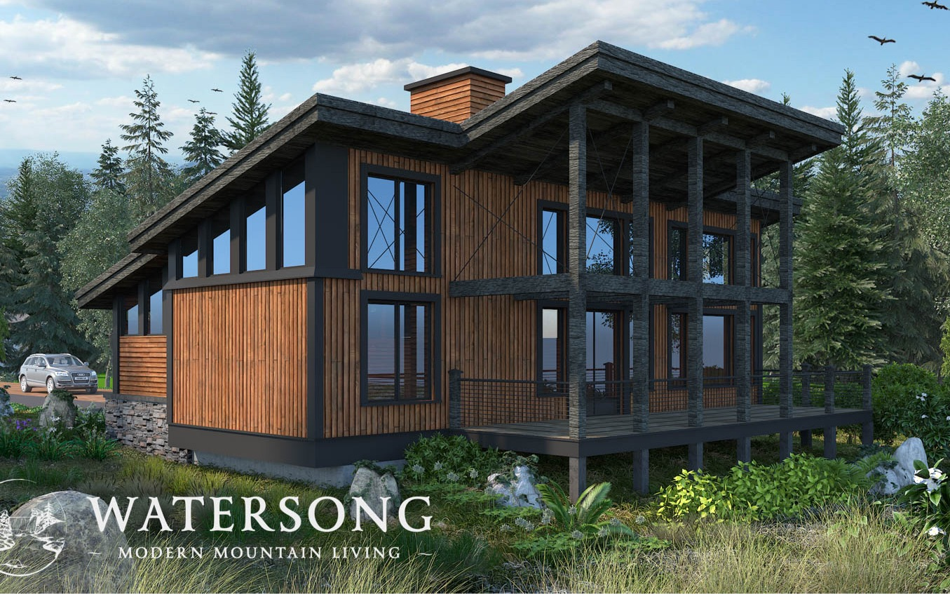 LOT 3  WATERSONG TRAIL