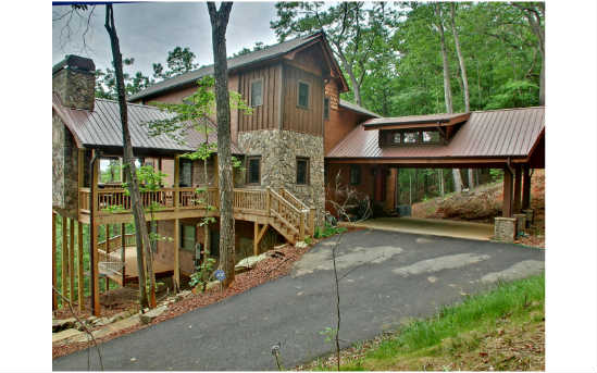 2233  BIG CREEK ROAD, BLUE RIDGE, GA