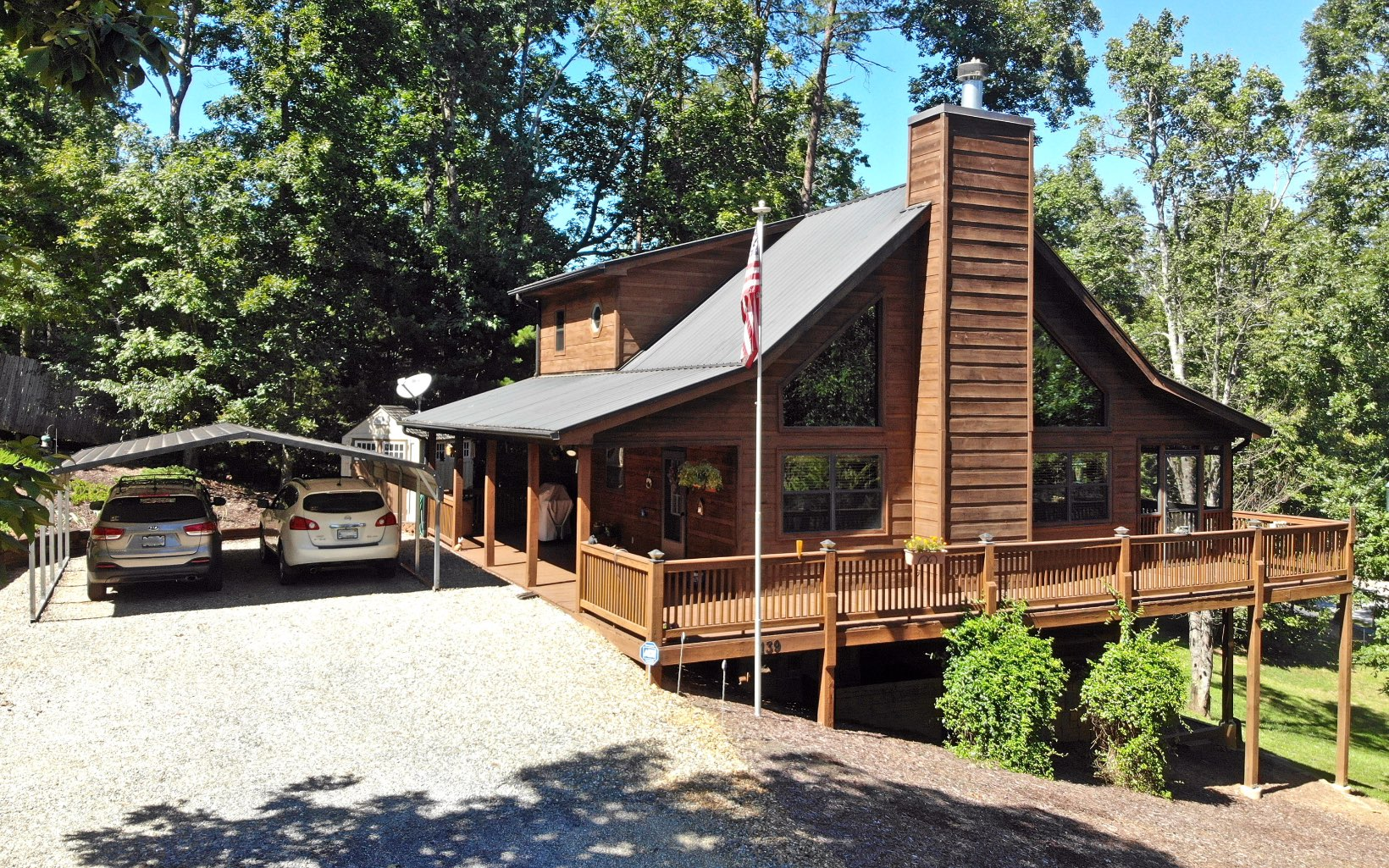 Mountain Homes and Cabins for sale in Blairsville, GA