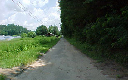 HOLINESS CHURCH ROAD