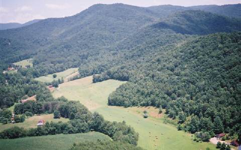 100AC  LOUGHTER ROAD, BLAIRSVILLE, GA